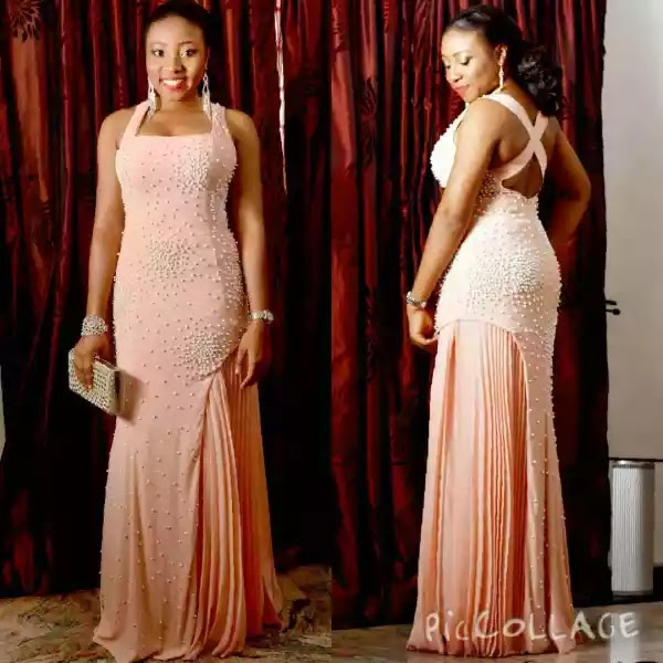 Image result for nigerian dinner gown ideas